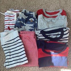 Gap baby boy play clothes bundle